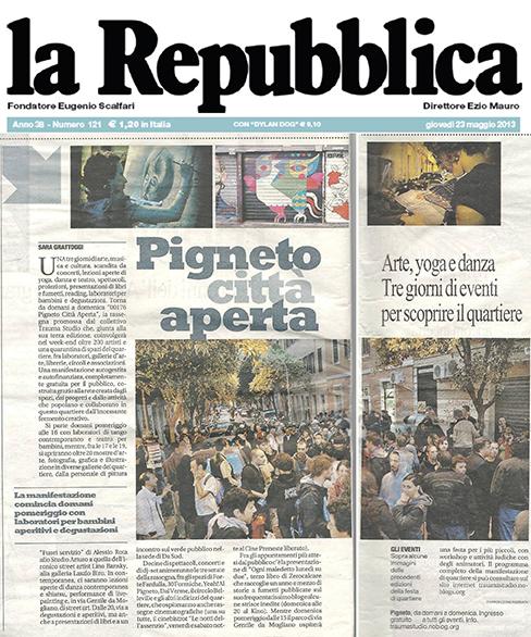 la Repubblica PCA